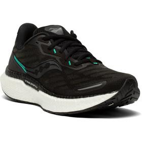 saucony Triumph 19 Shoes Women, negro